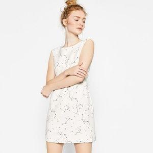 Zara Trafaluc Constellation Dress